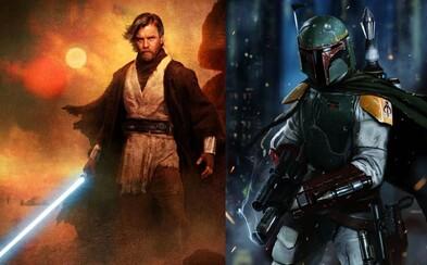 Obi Wan Kenobi verzus Boba Fett. Meno víťaza tretieho spin-offu Star Wars zistíme už v lete