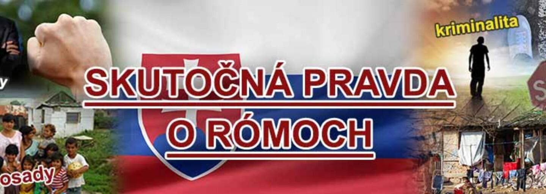 Objav skutočnú pravdu o Rómoch. Na prvý pohľad konšpiračný web chce vzdelávať Slovákov a ešte aj pomôcť rodine v núdzi