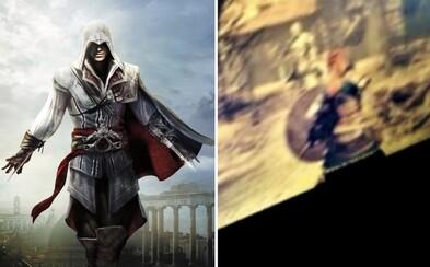 Objevil se první obrázek ze hry Assassin's Creed: Ragnarok. Vypadá ale spíše jako vtip