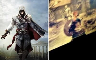 Objavil sa prvý obrázok z hry Assassin's Creed: Ragnarok. Vyzerá však skôr ako vtip