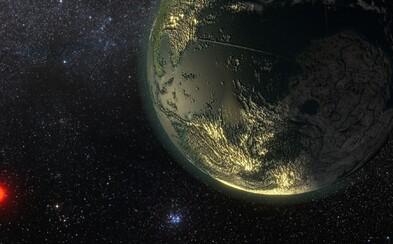Objavili mimoriadne blízku exoplanétu s ideálnymi predpokladmi na vznik mimozemského života