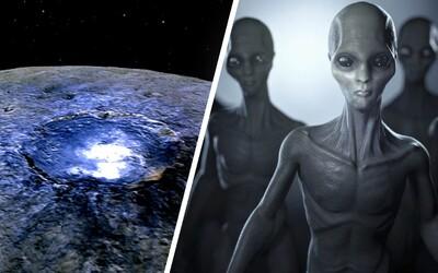 Objavili vedci stopy po mimozemskom živote? Planétka Ceres má na svojom povrchu organické materiály