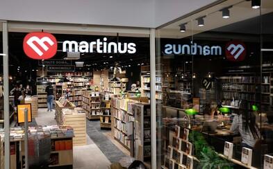 Objednaj si na obed dobré knižky. Martinus ponúka rozvoz kníh priamo cez donáškovú apku Wolt
