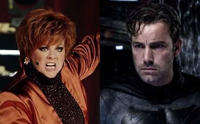 Objemná Melissa McCarthy porazila v tržbách Batman v Superman s priemernou komédiou