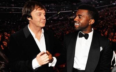 Objeví se Paul McCartney na novém albu Kanyeho Westa?