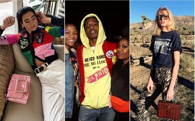 Obleč sa ako A$AP Rocky alebo víťazka Grammy Dua Lipa za rozumný peniaz