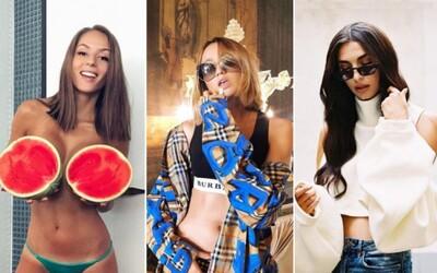 Obleč sa počas posledných letných dní ako slovenské a české influencerky
