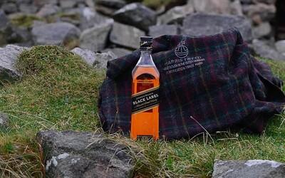 Oblečenie s arómou škótskej whisky sa zrejme stane realitou