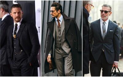 Oblékání skutečně ovlivňuje tvůj úspěch. Když nosíš oblek, lidé tě vnímají seriózněji a cítíš se sebejistěji