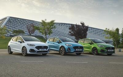Oblíbený Ford Fiesta prošel kompletní modernizací. Největší změny se odehrály v přední části