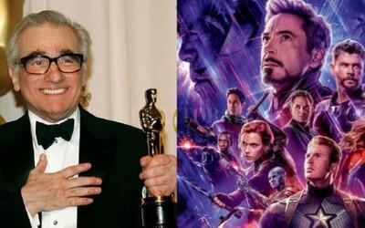 Oblíbený režisér Martin Scorsese odsuzuje filmy se superhrdiny. Marvelovky podle něj nepatří do kina