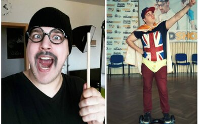 Oblíbený YouTuber Stejk: YouTube mě živí už více než rok a neměnil bych (Rozhovor)