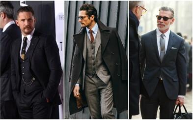 Obliekanie skutočne vplýva na tvoj úspech. Keď nosíš oblek, ľudia ťa vnímajú serióznejšie a cítiš sa sebaistejšie