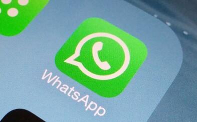 Obľúbená aplikácia WhatsApp dostala videohovory. Nová aktualizácia mieri na Android, iOS a Windows Phone