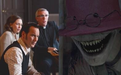 Obľúbená hororová séria V zajatí démonov sa rozšíri o ďalší spin-off! Po bábike Annabelle a mníške The Nun dostane vlastný film aj Crooked Man