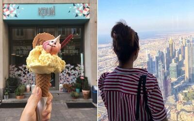 Obľúbená zmrzlináreň Koun otvára svoju druhú predajňu priamo v Dubaji. Úžasný dezert si budú môcť vychutnať aj milovníci cestovania