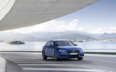 Obľúbené Audi A4 prichádza vo vynovenej forme. Nájdete 3 rozdiely?