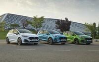 Obľúbený Ford Fiesta prešiel kompletnou modernizáciou. Najväčšie zmeny sa odohrali v prednej časti