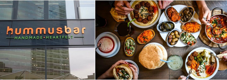 Obľúbený Hummusbar konečne prichádza do Bratislavy! Po mestách zo susedných krajín čoskoro otvorí svoje brány aj u nás