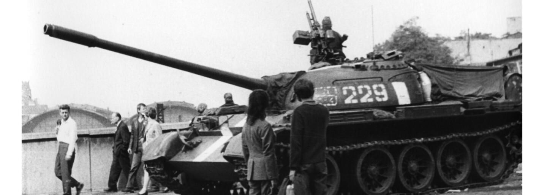 Obrazem: V srpnu 1968 vtrhla vojska Varšavské smlouvy do Československa. Čekal je masivní odpor