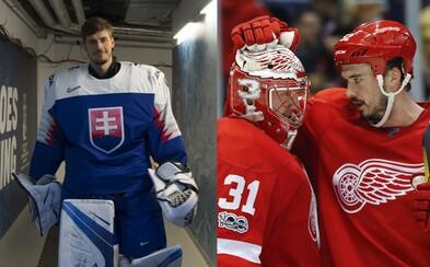 Obrovská frajerina! Patrik Rybár podpísal zmluvu s Detroitom Red Wings a smeruje do prestížnej NHL