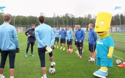 Obrovská prestupová bomba, Zenit Petrohrad kúpil Barta Simpsona!