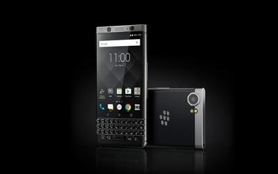Obrovská výdrž a seriózny dizajn. BlackBerry KEYone je snom každého, kto chce zlepšiť svoju produktivitu