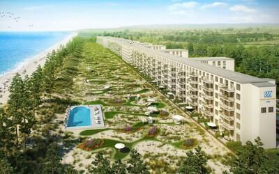 Obrovský nacistický komplex sa zmení na luxusný hotel. Stavba mala byť Hitlerovou pýchou, čoskoro uvíta dovolenkujúcich