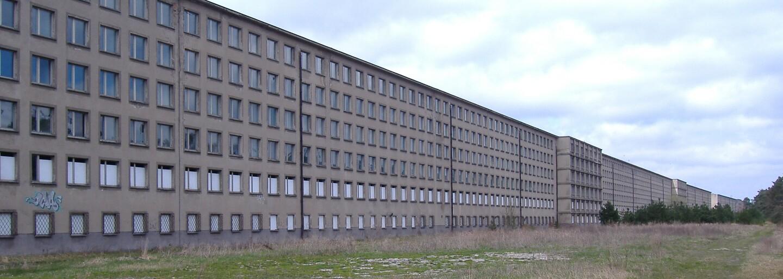 Obrovský nacistický komplex se změní na luxusní hotel. Stavba, která měla být Hitlerovou pýchou, už brzy přivítá turisty