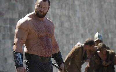 Obrovský The Mountain zo seriálu Game of Thrones prekonal 1000-ročný silový rekord!