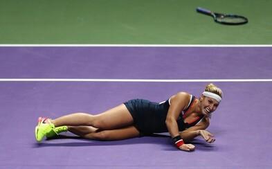 Obrovský úspech pre Slovensko! Dominika Cibulková bojovala na hranici svojich možností a vyhrala prestížny Turnaj majsteriek