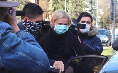 Obvinená Monika Jankovská vraj dostala 100-tisíc eur od svojej vyše 80-ročnej matky