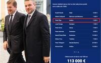 Obvinený poslanec Žiga daroval 7 000 eur strane Hlas-SD, vystupovaniu na verejnosti sa naďalej vyhýba