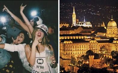 Obyvatelia Budapešti sú zúfalí z pribúdajúcich turistov. V noci nemôžu kvôli hluku spať, ráno si nájdu ovracané autá