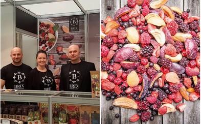 Obyvatelia Prievidze ovládli svojím projektom pre maškrtníkov Veľkú Britániu. Ich netradičné sušené ovocie vyhľadávajú aj tí najnáročnejší