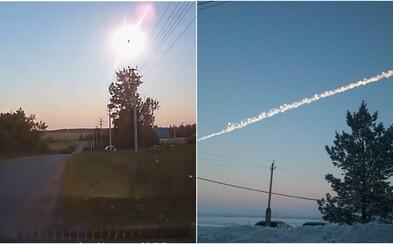 Obyvateľov v Rusku prekvapila nečakaná explózia asteroidu priamo nad ich hlavami. Vedci navyše nikoho včas neinformovali