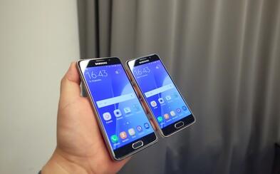 Obzeráš sa po elegantnom smartfóne? Nikita má Samsung Galaxy A3 aj A5 za TOP cenu