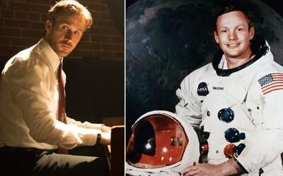 Očakávaná dráma First Man od režiséra La La Land s Ryanom Goslingom naberá ďalších hercov. Kto sa vydá na cestu vesmírom?
