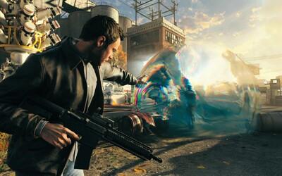 Očakávaná hra Quantum Break s dychberúcou grafikou sa nám pripomína novým trailerom. Ohlásená je aj PC verzia