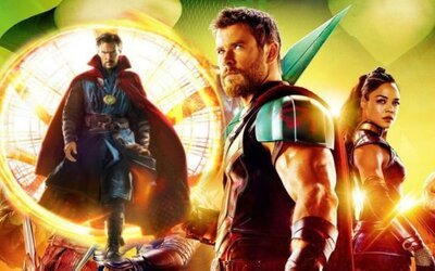 Očakávaná marvelovka Thor: Ragnarok odhaľuje v skvelom traileri prvé zábery s Dr. Strangeom a prichádza aj s nádielkou lákavých obrázkov