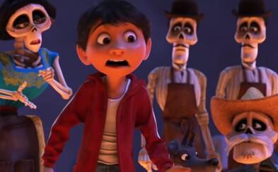 Očakávaná Pixarovka Coco nás opätovne láka svojím impozantným vizuálom a podmanivou hudobnou stránkou