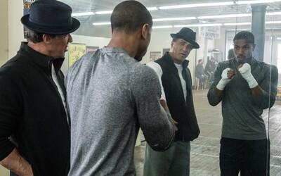 Očakávaná snímka Creed sa v najnovšom TV spote sústredí najmä na syna slávneho Apolla