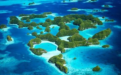 Oceán, ktorého sa nikto nedotkne. Štát Palau si svoje nádherné prírodné bohatstvo ide chrániť obrovskou rezerváciou