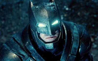 Očekávaný snímek Batman v Superman přichází s trailerem ve vysoké kvalitě