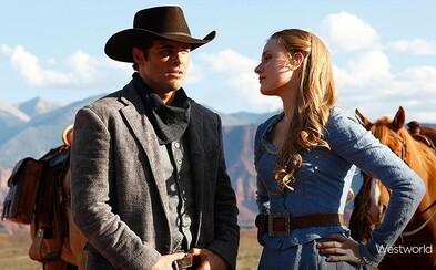 Očekávaný westernový seriál Westworld od HBO nabitý hereckými hvězdami od autora Star Wars dorazí na podzim