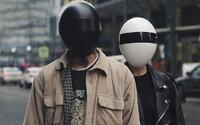 Ochranný štít pred koronavírusom ťa premení na člena Daft Punku