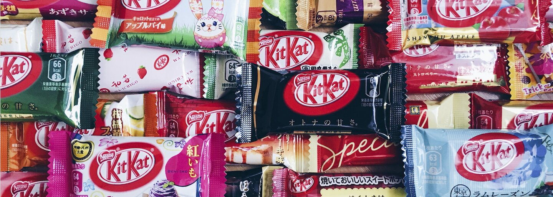 Ochutnali jsme nevšední japonské příchutě KitKatu. Některé vás (možná) překvapí
