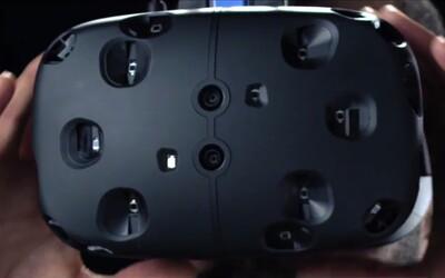 Oculus Rift má konkurenciu, HTC predstavuje headset pre virtuálnu realitu v spolupráci s Valve