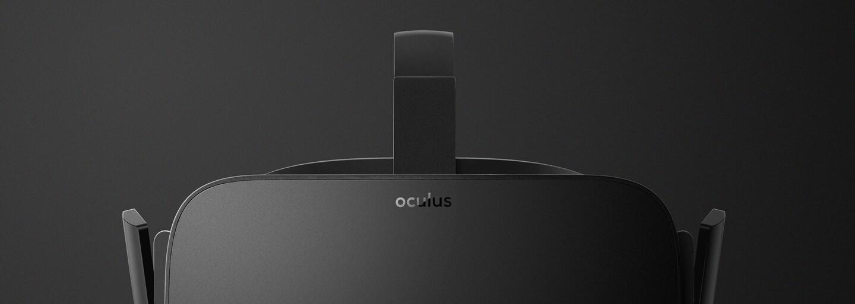 Oculus Rift: Okuliare do sveta virtuálnej reality prídu už budúci rok