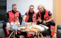 Od Bratislavy cez Banskú Bystricu až po Prešov: BILLA pomáha záchranárom v prvej línii, aktívni sú dobrovoľníci